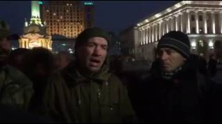 Учасники акций в Киеве рассказали, зачем они сегодня вышли на Майдан(Сегодня, 21 ноября, согласно указу президента, в Украине отмечают День Достоинства и Свободы. Это третья..., 2016-11-21T14:46:43.000Z)