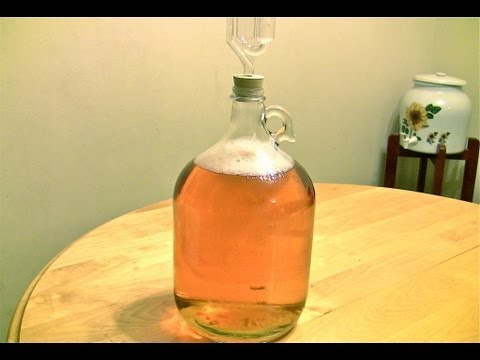 Hard Apple Cider - Easy Home Brewing!