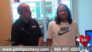 2018 Chevy Cruze - Customer Review Phillips Chevrolet - Used Car Dealer Sales Chicago