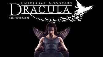 Dracula - Helloween Slot - NetEnt - Super Mega Big Win