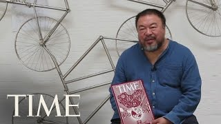 Ai Weiwei Talks About His Cover Art for TIME Magazine