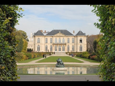 Places to see in ( Paris - France ) Musee Rodin