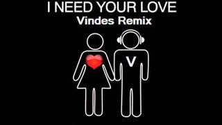 Marco Zardi & Andy Rain feat. Zaira - I need your love (Vindes Remix)