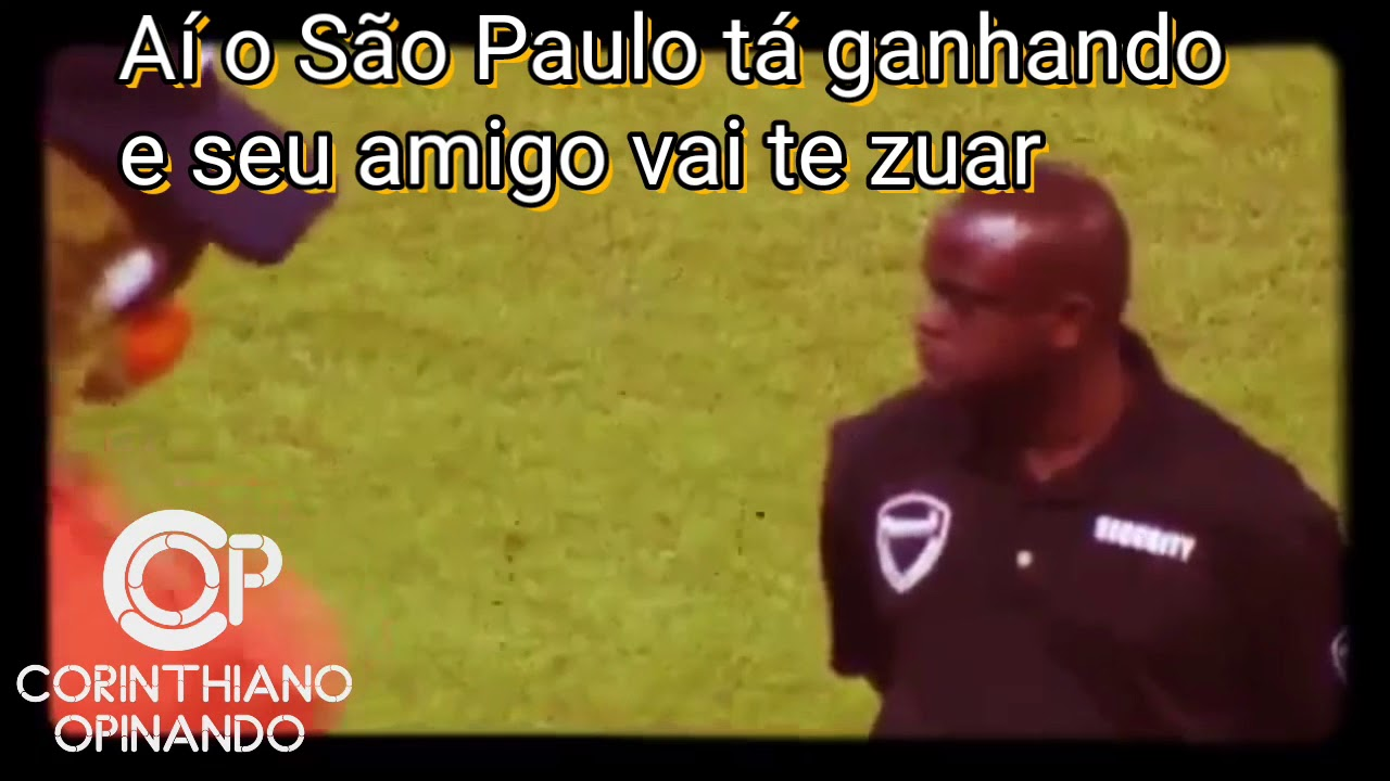 MEME ZUEIRA - PALMEIRAS 3 X 1 SÃO PAULO - BRASILEIRÃO 2018 ...