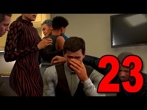 NBA 2K16 My Player Career - Part 23 - Death (THE END!)