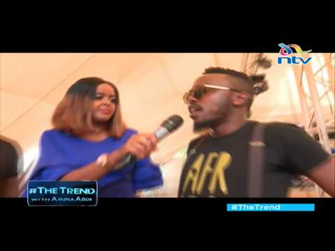 Sautisol flops in test with Amina Abdi
