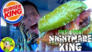 Burger King® | Nightmare King™ | Food Review! 🍔👑😱🧟