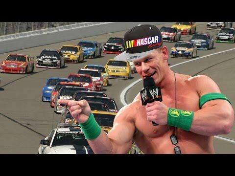 Download Youtube: HIS NAME IS... Um... Uhhhh... (Daytona 500 - John Cena)