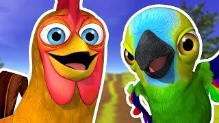 Cantan Los Animales - La Granja de Zenón 4 | El Reino Infantil