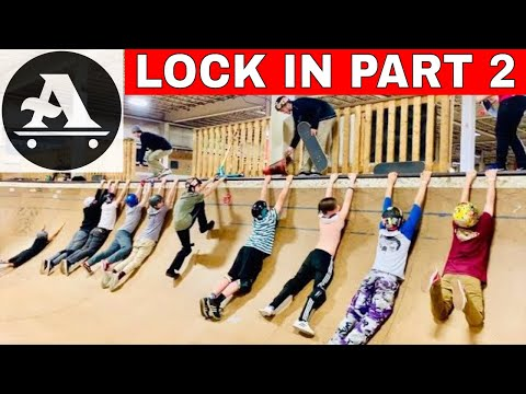 ALL I NEED SKATE LOCK IN AT SKATERS EDGE MARCH 2019 PART 2