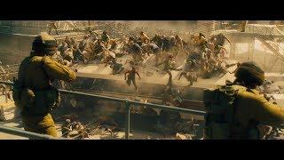 Зомби проникают в Иерусалим. Часть-1 \ Война миров Z ( World War Z )