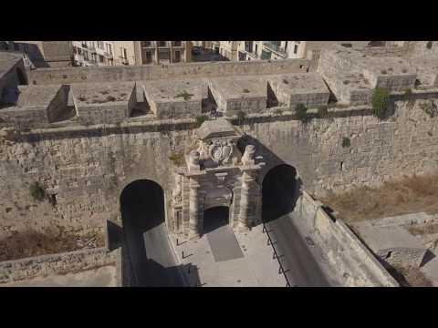 St Helena Gate Malta