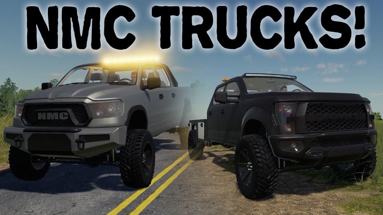 NMC TRUCKS ARE COMING!