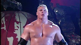 Brock Lesnar & Rey Mysterio vs. Big Show & A-Train: SmackDown, January 16, 2003