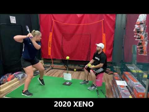 Hitting With The 2020 Louisville Slugger Fastpitch Softball Bats - LXT, RXT, XENO