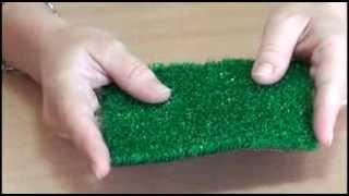 КСАпол - Искусственная трава Лайм(, 2013-09-10T23:47:17.000Z)
