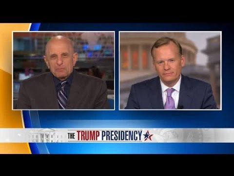 CBS News' John Dickerson Breaks Down White House's Week