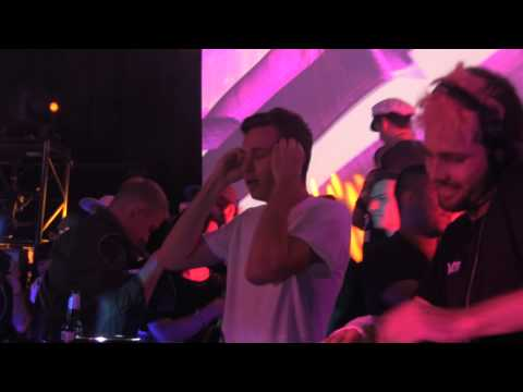 WHAT SO NOT - CREW LOVE AMPLIFIED @ HOLY SHIP 2014 - DAY 2
