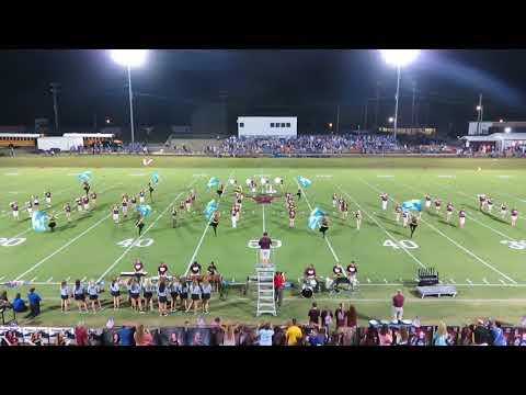 Kossuth High School Band First Three Songs 2018 09/07/18