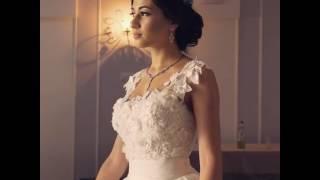 Свадебные образы дагестанских невест от Арсена Алисотлтанова