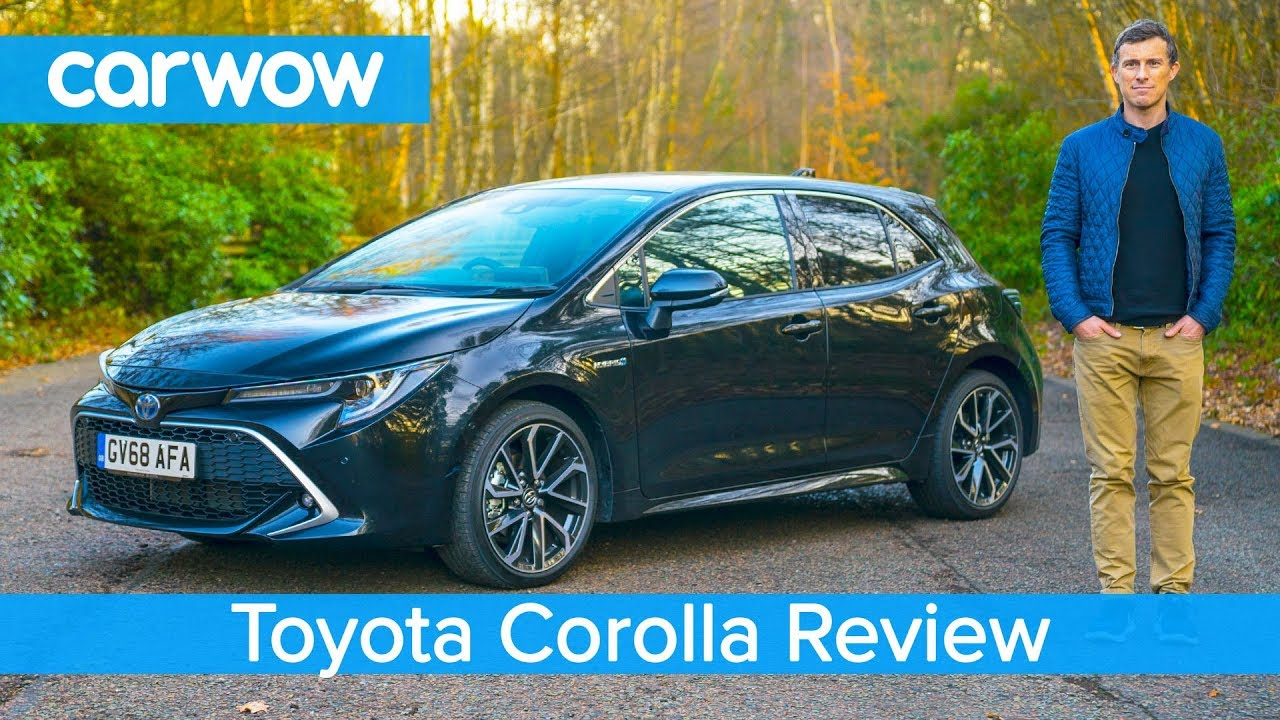 Toyota Corolla 2020 In Depth Review Carwow Reviews