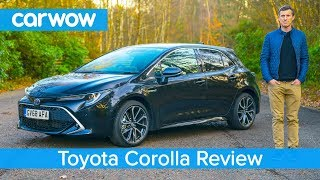 Toyota Corolla 2020 in-depth review | carwow Reviews