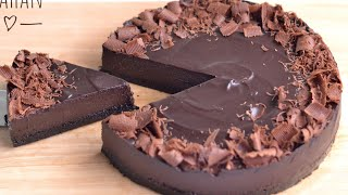 Download Kue Coklat Tart Creamy, Hanya 3 Bahan, Tanpa Oven