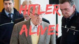 HITLER is ALIVE and LIVING in Argentina!!!