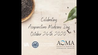 AOMA Celebrates Acupuncture Medicine Day 2020