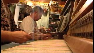 Willem Today: Practicing Debussy 11 (weaving 129) Asmr Weaving