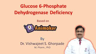 In this video I have explained glucose 6 phosphate dehydrogenase deficiency. Glucose 6 phosphate deh.