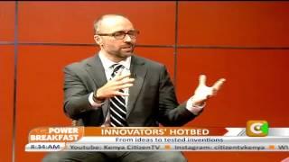 Power Breakfast: Innovators' Hotbed