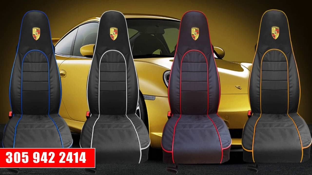 seat cover porsche 911 youtube. Black Bedroom Furniture Sets. Home Design Ideas