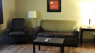 A Tour of my Extended Stay America Hotel Room