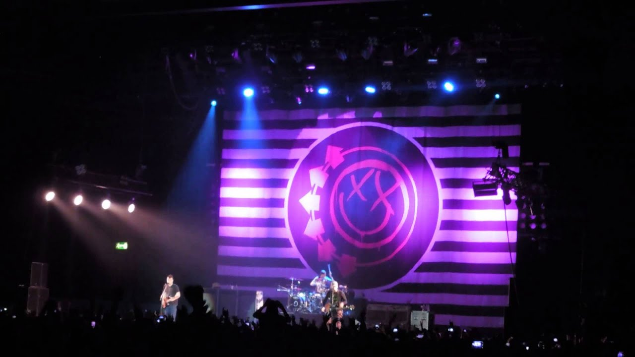 Blink 182 - Feeling this - live in Stuttgart, Germany - 18.8.2014