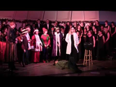 Nashville School of the Arts Mummer's Play