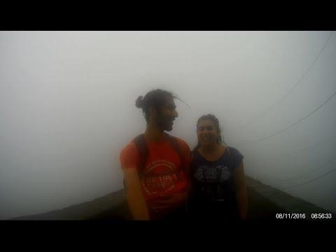 Climbing Mt. Girnar - India 2016
