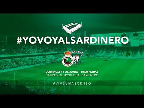 Partido Racing de Santander- Villanovense