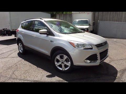2014 Ford Escape Clarkston, Waterford, Lake Orion, Grand Blanc, Highland, MI 12345