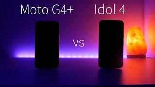 Best Smartphone under $250 | Moto G4+ vs Idol 4!