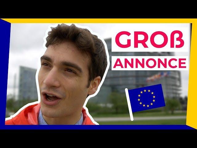 BANDE-ANNONCE - L'EUROPE AU QUOTIDIEN