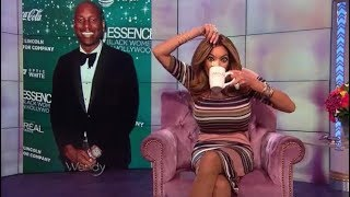 Wendy Williams - Funny/Shady moments (part 16)