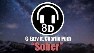 G Eazy Sober Ft Charlie Puth 8d Use Headphones