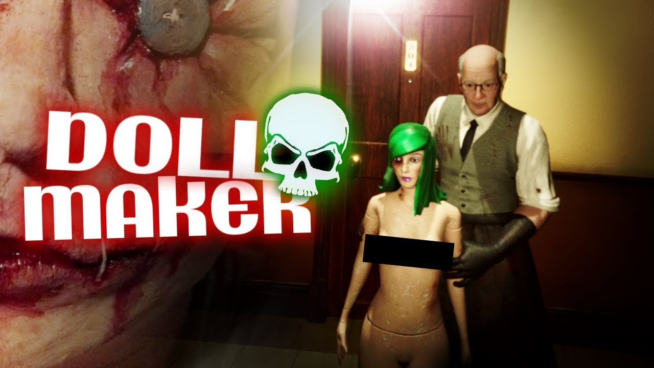 the doll maker welcome to the game