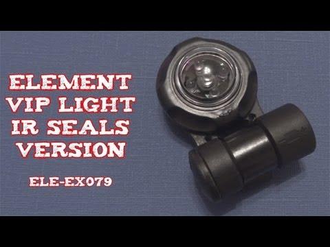 (Review) ELEMENT VIP Light IR Seals Version