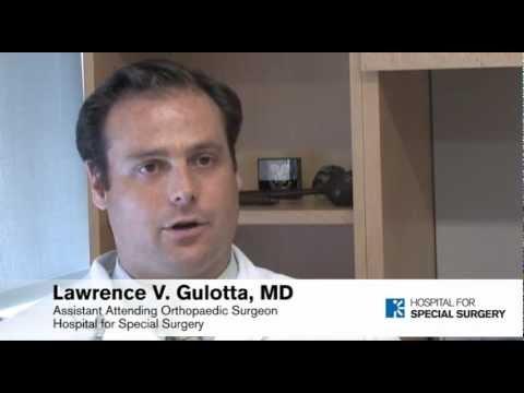 Rotator Cuff Repair & Alternative Surgery - Dr. Lawrence Gulotta, Orthopedic Surgeon