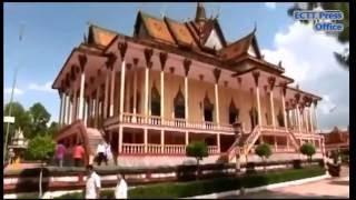 EUROPEAN PRESIDENT ANTON CARAGEA UNVEILING CAMBODIA-WORLD BEST TOURISM DESTINATION