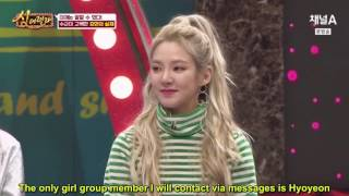 [Eng Sub] Lee Soo-geun : Hyoyeon gave me so much strength during my hard time