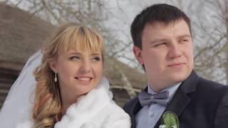 Пример монтажа свадьбы