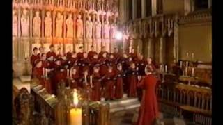 Rocking Carol - Choir of New College Oxford
